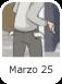 MARZO 25.