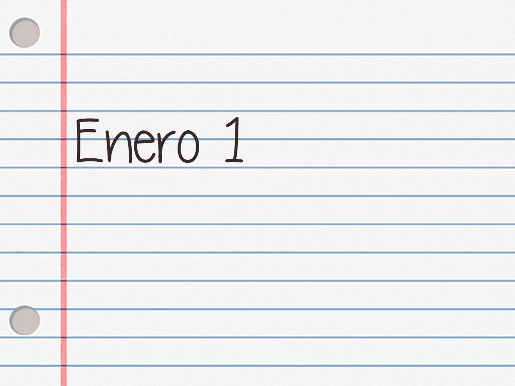 ENERO 1.